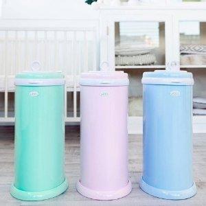 $63.99起 高颜值,还防臭上新:Ubbi 儿童不锈钢尿布桶、训练马桶等产品特卖