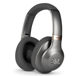 JBL Everest 710 Wireless Over-Ear Headphones with Built-In Mic