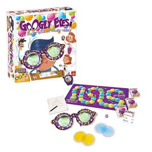 Goliath Games Googly Eyes Game — Family Drawing Game with Crazy, Vision-Altering Glasses @ Amazon