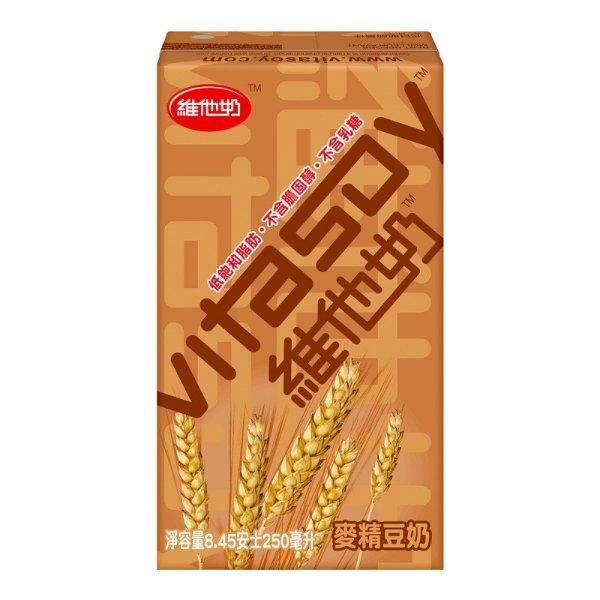 VITASOY维他奶 麦精豆奶饮品 250ml