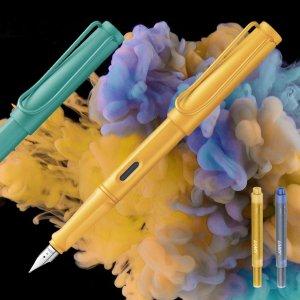 低至7折 单支钢笔$29起Lamy 德国制造经典小众钢笔、圆珠笔 爱上书写的感觉