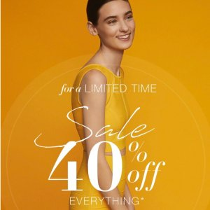 40% Off Everything @BCBG