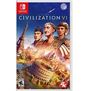 $37.78 for Civilization VINintendo Switch Games on Sale @Amazon.com