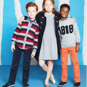 Up to 70% Off + Extra 25% OffKids' Clearance @ Brooks Brothers