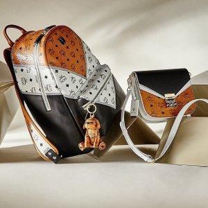 低至6折 $599收MCM经典双肩包Gilt 精选 MCM、巴黎世家、华伦天奴等美包美鞋热卖