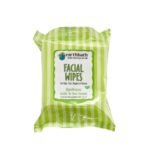 EarthbathFacial Wipes for Dogs and Cats | Petflow