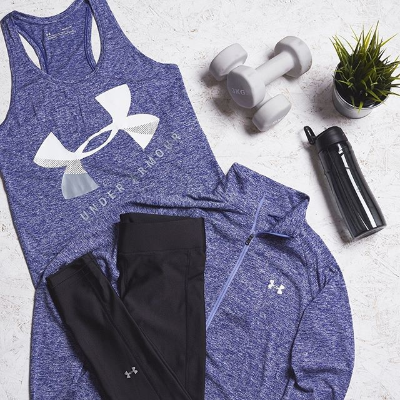 Extra 20% Off Outlet Orders $100+Under Armour Sale