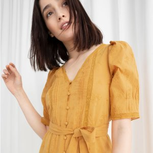 Up to 70% Off& Other Stories Women's Dress Sale