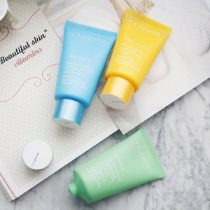 Up to 25% OffSOS Masks @ Clarins