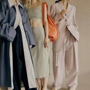 低至3折!西装£128Low Classic 夏季大促 韩国本土Celine 收热门高级感西装外套