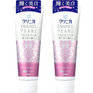 粉丝推荐 $3.9 / RMB27LION狮王 CLINICA 酵素牙膏 百花薄荷味 2支 特价