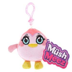 MushMeez™ Penguin Keyring Clip