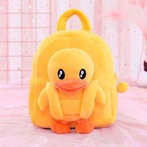 小黄鸭背包