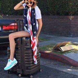 低至3折 $64.99收新秀丽登机箱Samsonite 新秀丽等品牌行李箱促销特卖 $149.99收两件套