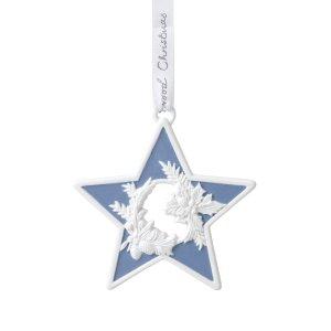Christmas 2020 星星挂饰 Wedgwood