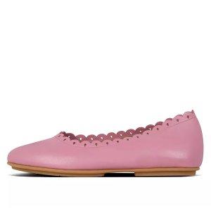 FitFlop花边芭蕾舞鞋