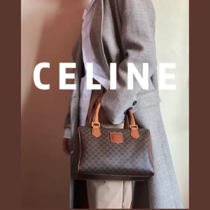 低至€148 超多中古爆款Celine 中古专场 老花中的的性价比之王 自带复古滤镜