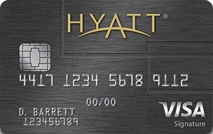 Receive a free night award every year after your cardmember anniversary at any Category 1-4 Hyatt hotel or resort.The Hyatt Credit Card