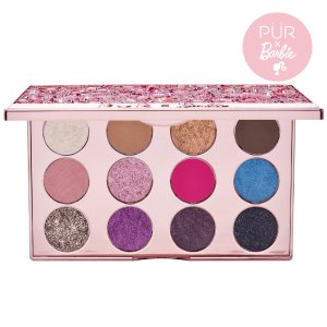 Buy 2 Get 1 FreePUR X BARBIE™ Endless Possibilities Signature Pressed Pigments Palette