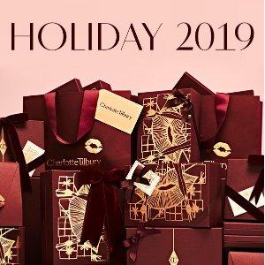 英国圣诞限量彩妆大盘点 附购买链接2019 圣诞季节日彩妆 品牌最全汇总 折扣信息随时更新