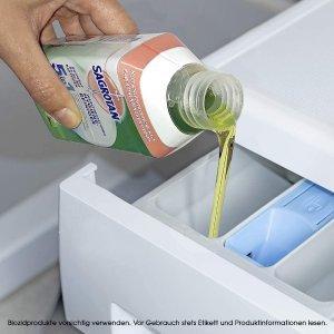 250ml仅€3.66 还有买4付3Sagrotan 5合1洗衣机消毒清洁剂 去除沉积的污垢和细菌