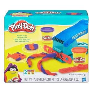 封面款工厂玩具仅$2.49Play-Doh 培乐多儿童彩泥玩具多款5折促销