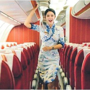 $379 Economy or $1548 BusinessNew York to Shanghai China Round Trip Airfares