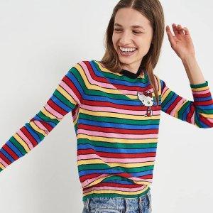 独家75折 £188收小心心毛衣Chinti & Parker 精选美衣大促 毛衣界的卖萌小能手!