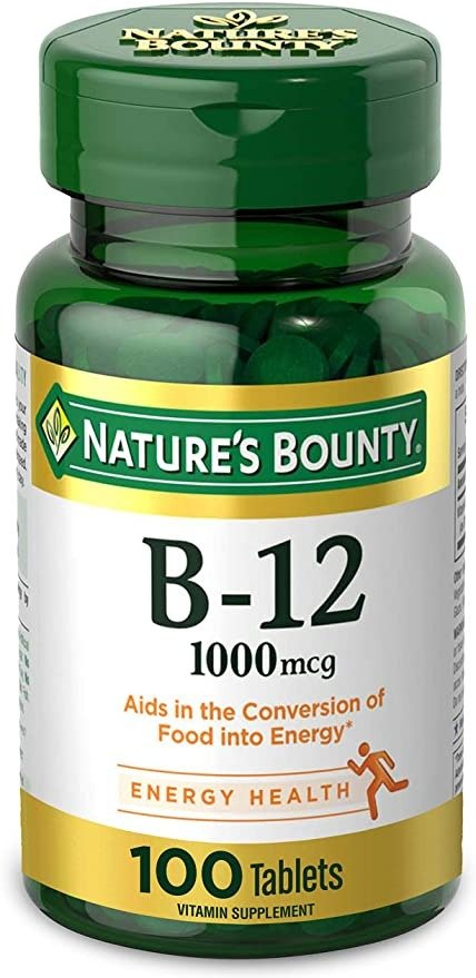 维生素B12 1000mg 100粒