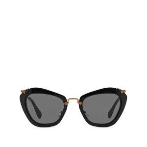 ae9eede0c1ea MiuMiu Sunglasses @ Bloomingdales 25% Off - Dealmoon