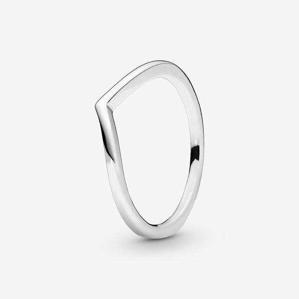 银戒指 素圈