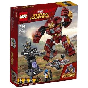 LegoThe Hulkbuster Smash-Up (76104)