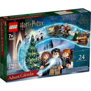 Lego哈利波特圣诞日历 76390