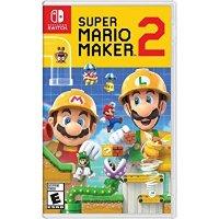 Nintendo 超级马里奥制造2 Nintendo 实体版