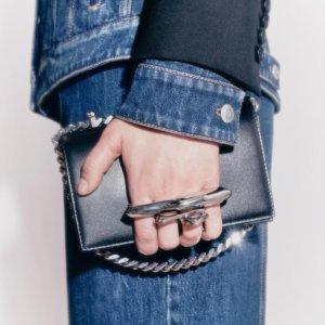 定价优势+限时9折!Gucci卡包£160就收!SSENSE 钱包卡包专场 礼物自用必备 实用有排面