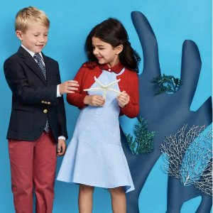 Up to 50% Off + Extra 25% OffBrooks Brothers Kids Sale and Clearance