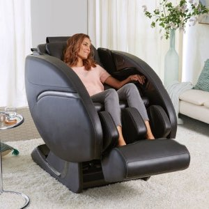BrookstoneCertified Pre-Owned Energize™ 3D Massage Chair by Brookstone