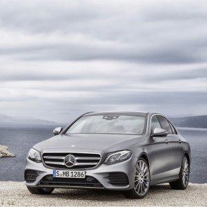 RedesignedAll-New Mercedes-Benz E-Class