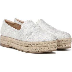 Naturalizer9.5Whitley厚底编织鞋