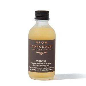Grow Gorgeous超浓缩有机大豆提取物强效生发精华60ml