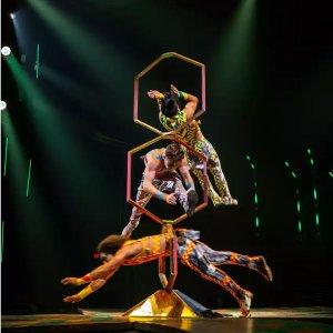 预售价 $49 起洛杉矶 太阳马戏团大秀 VOLTA  鼠年春节期间盛大开场