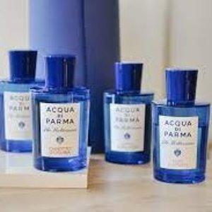 买1送1!5款香氛任选!史低价:Acqua Di Parma 帕尔马之水!买1送1!活久见!