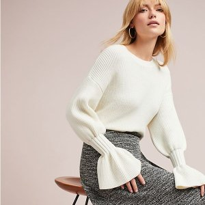 Extra 25% Off Select Items @ anthropologie