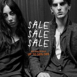 低至5折 £51收王一博同款衬衣AllSaints 换季清仓区正式上线 潮酷美衣速收