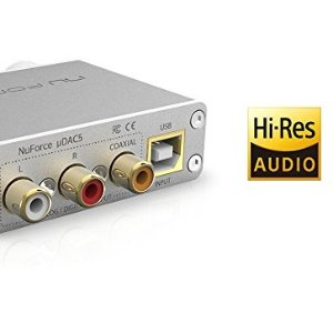 NuForce uDAC-5 DAC/Amp