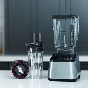 史低价:Blendtec 设计师系列顶配725破壁料理机 加送随行杯