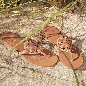 低至8折 收经典款凉鞋Tory Burch 精选时尚美鞋热卖