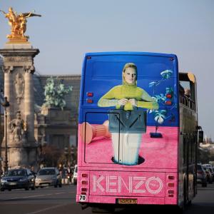 Up to 50% OffKenzo Fashion Sale