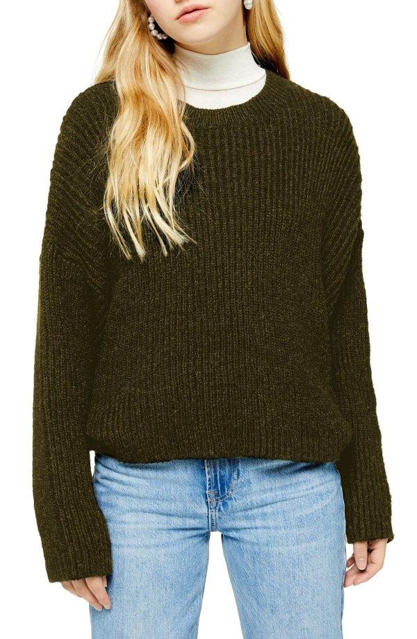Crewneck 毛衣