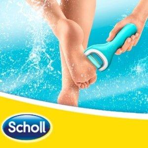 全站低至6折 收去脚皮神器套装Scholl官网足部护理产品热卖 夏天脚脚也要无暇